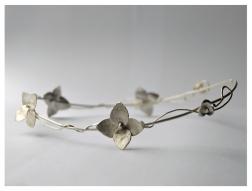 Flower Crown, Silver, 2016