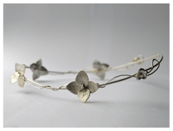 Flower Crown, Silver, 2016