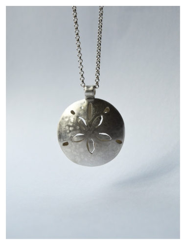 Sand Dollar, Silver, 2015 (front)