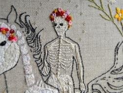 Blood and Bone I (detail)
