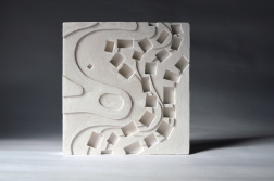 Form Follows Nature, Plaster, 2019